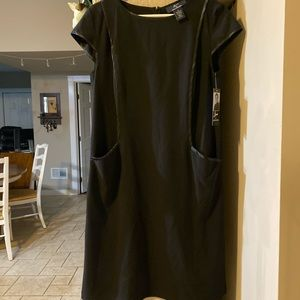 New Nina Leonard Sheath Dress size 10
